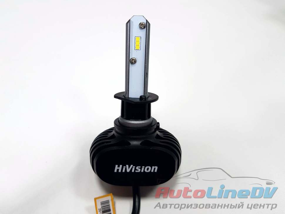 Лампы LED HiVision HeadLight Z1 H1 4000Lm
