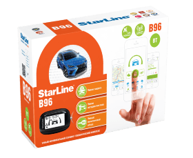 StarLine B96 2CAN+2LIN GSM+BT / GPS